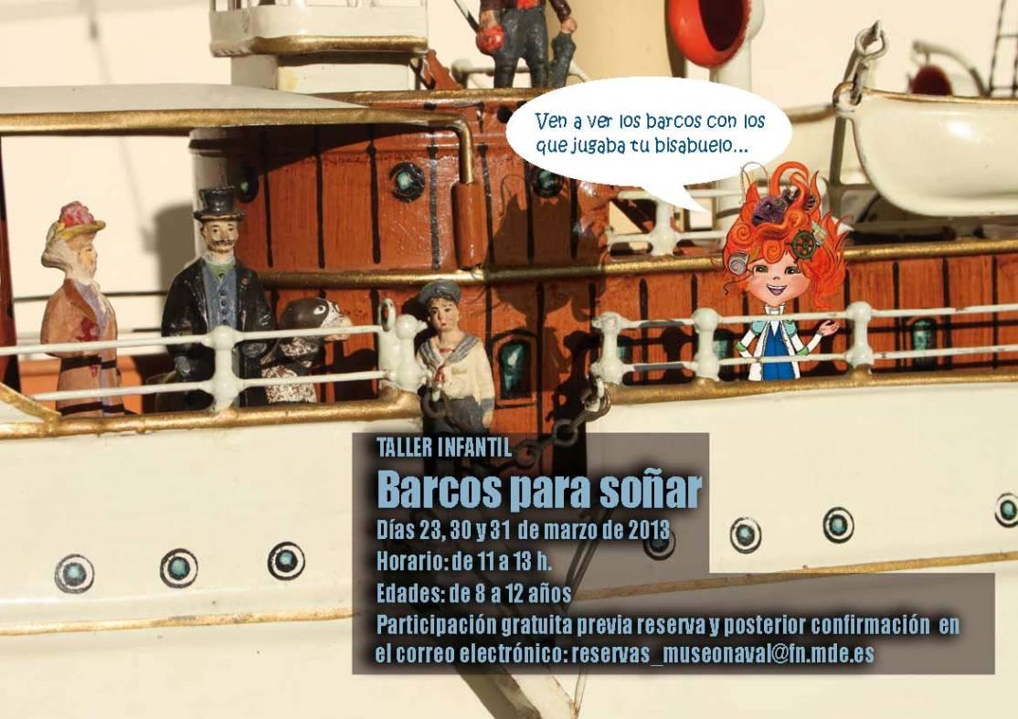 museo naval cartel