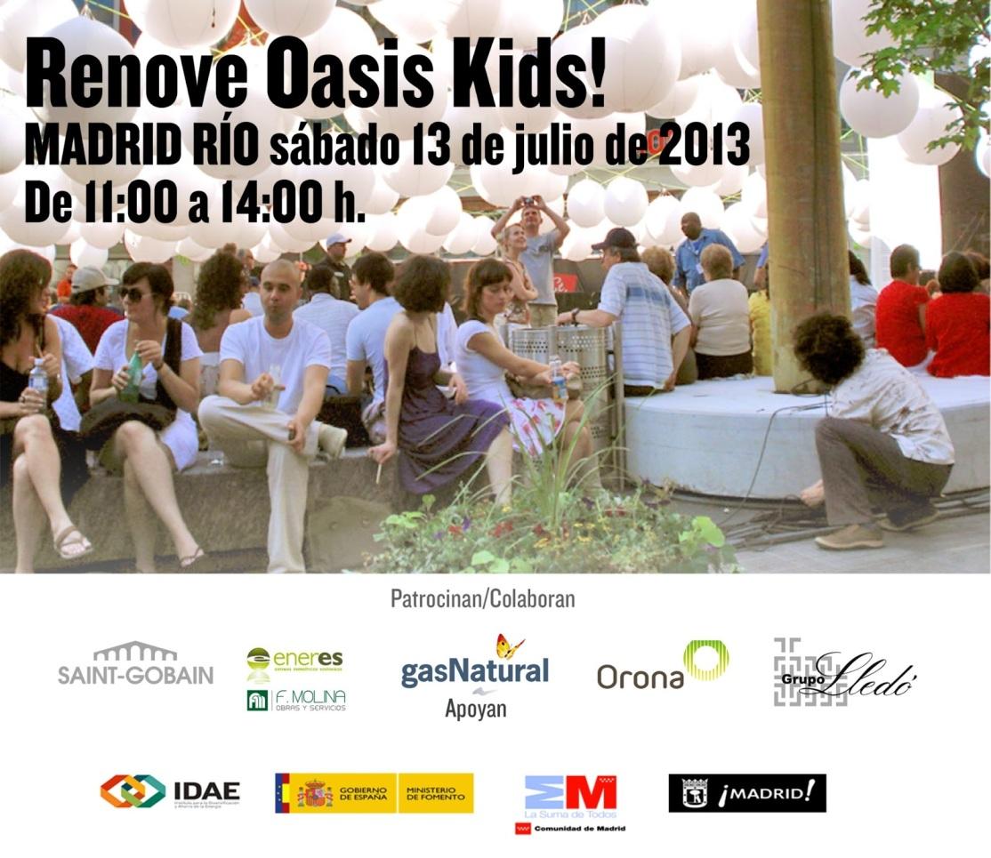 Renove Oasis Kids