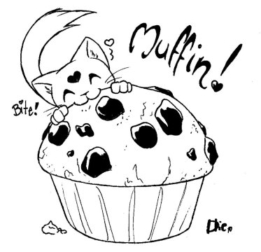 muffin_by_dlie